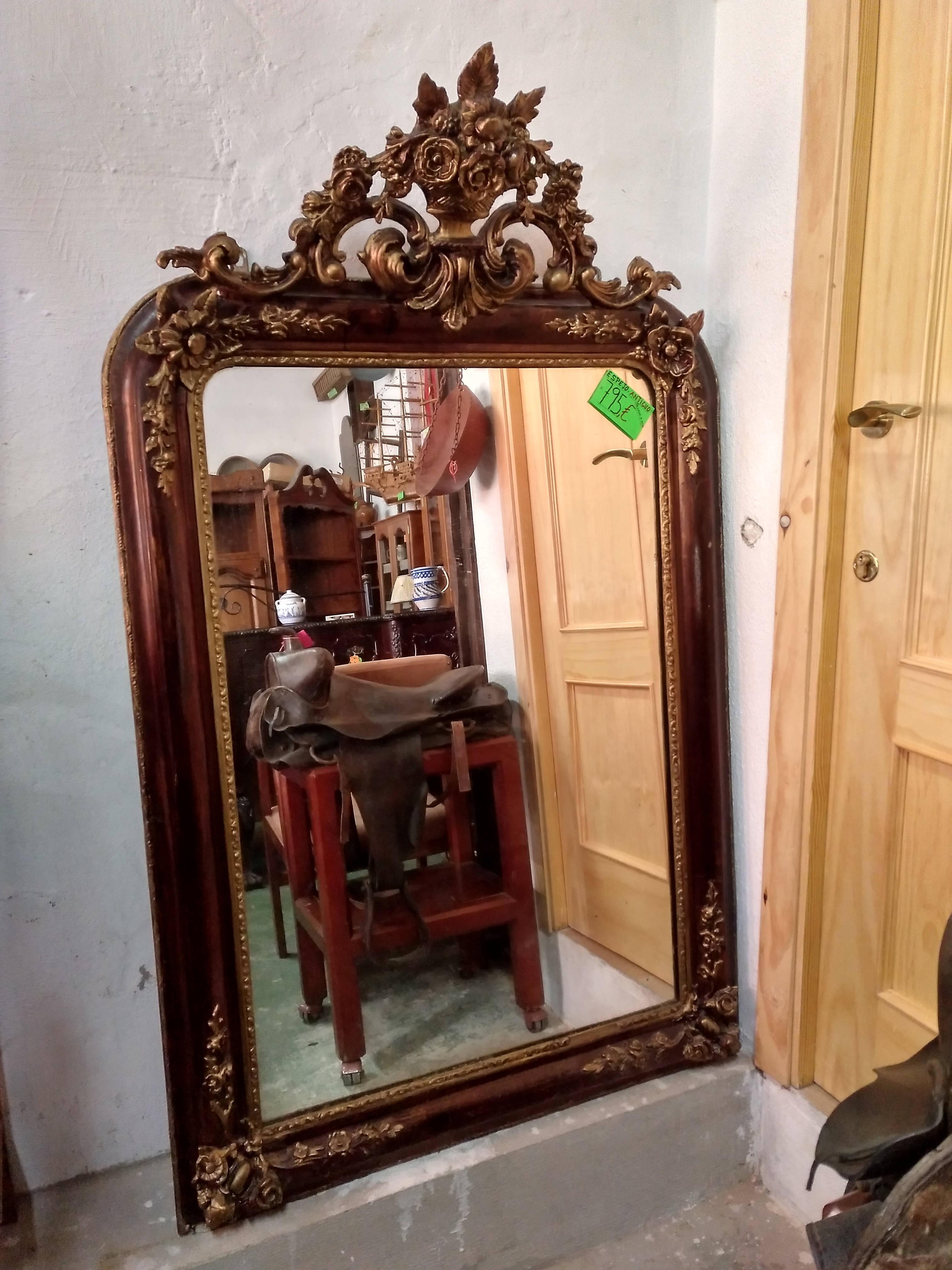 Espejo renacentista