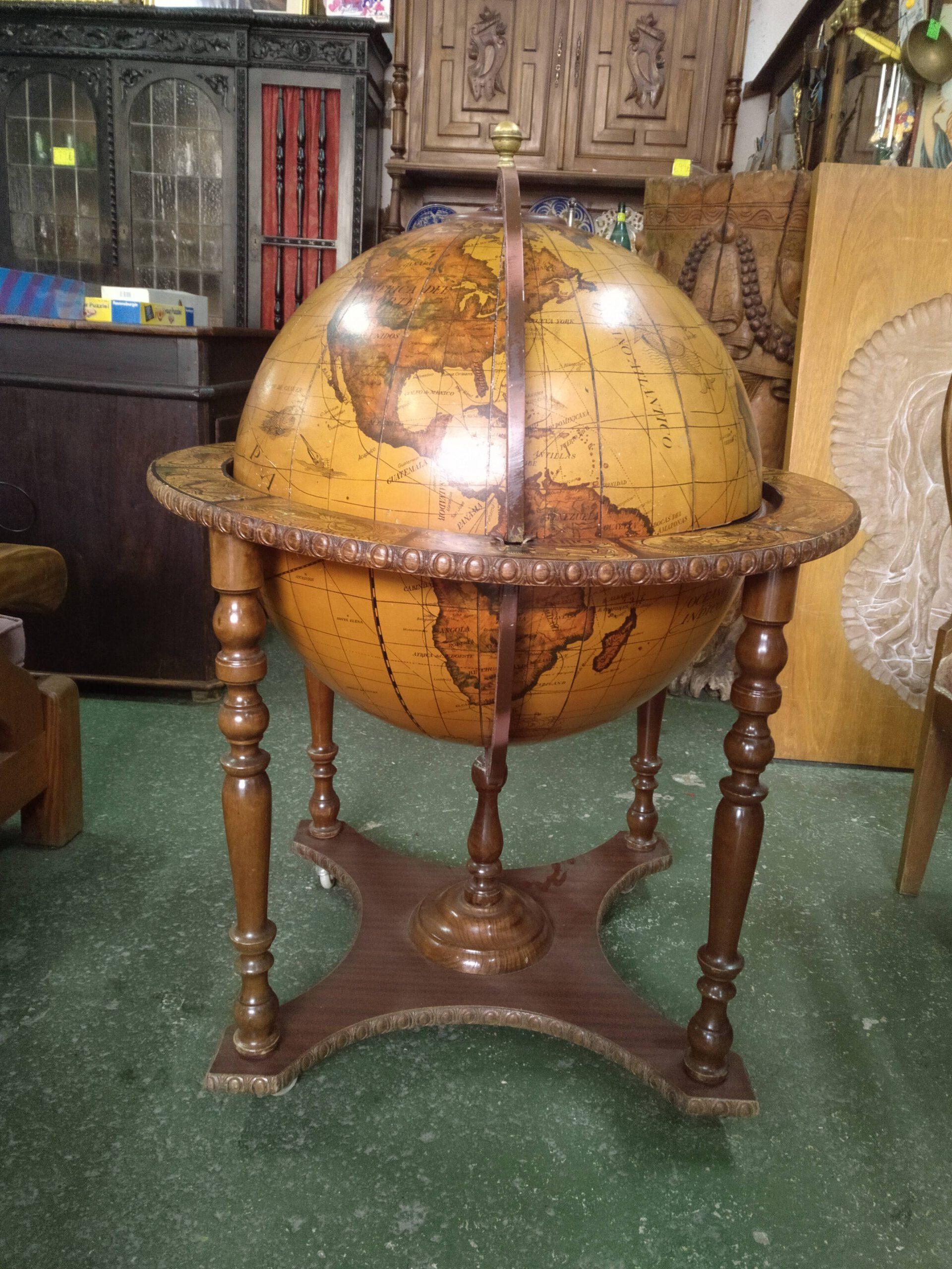 Bola del mundo mueble bar 2
